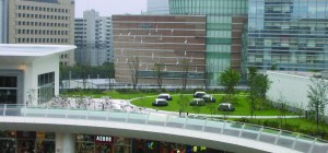 Shopping Mall Losona Kawasaki Japan